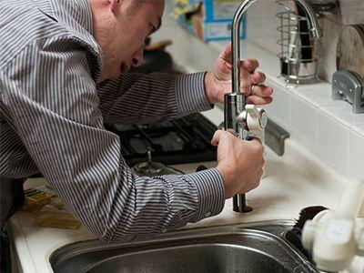 Installation ou remplacement de robinetterie, bain, douche, toilette, évier, lave-vaiselle, ...